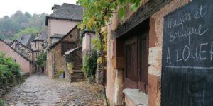francouzska vesnice