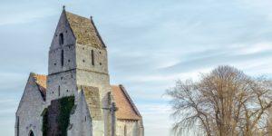 Francie kostel