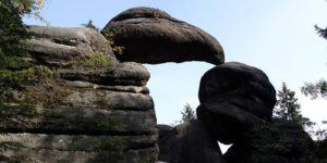 kamenna brana Broumov