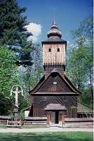 Kostelík svaté Anny