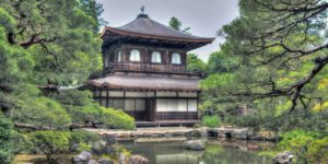 klášter Japonsko