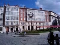 Hlavní náměstí v Burgosu