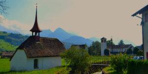 kostel Svycarsko