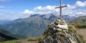 La Salette kriz na kopci