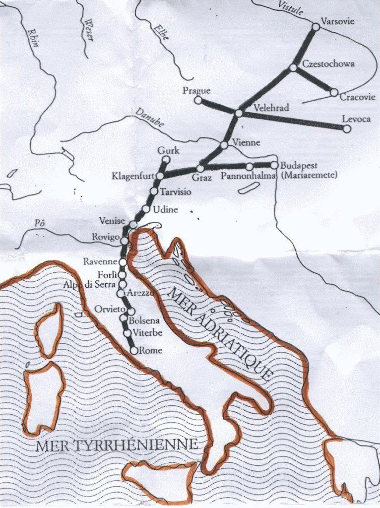 Cyrilometodějská trasa