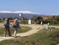 Zasněžené Leonské hory