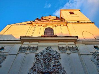 kostel sv. Jakuba Autor: VitVit, Zdroj: Wikimedia Commons